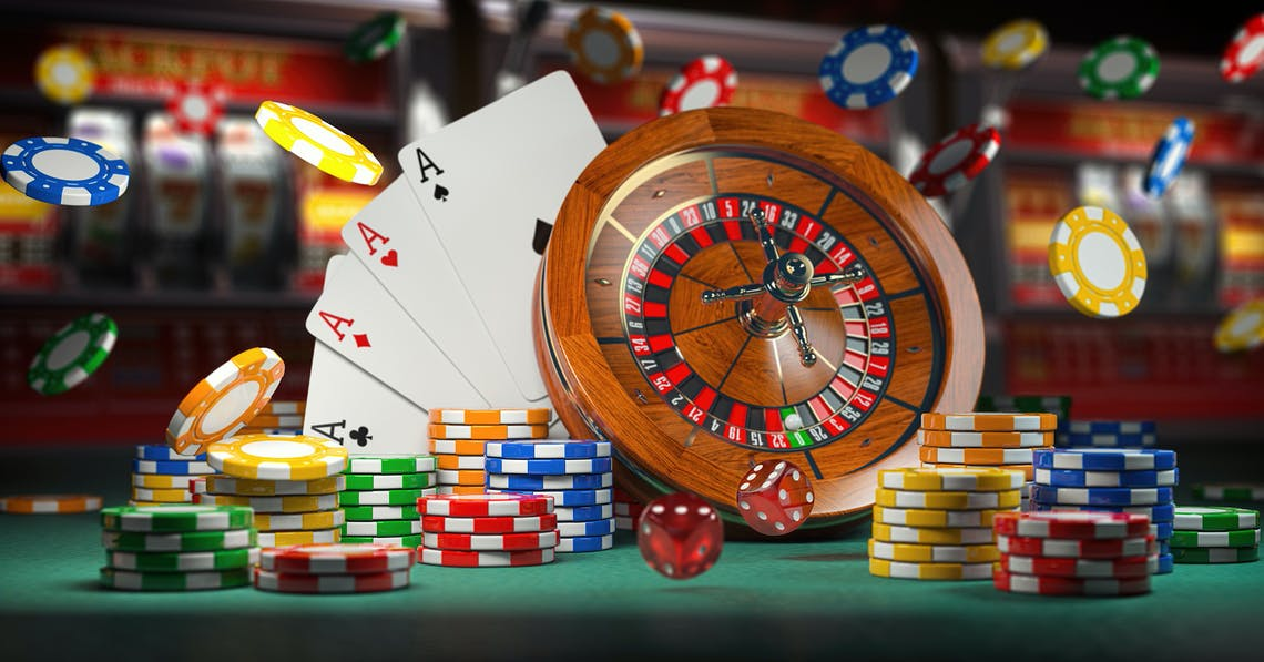 Exactly How To Reveal Your Gambling From Absolutely