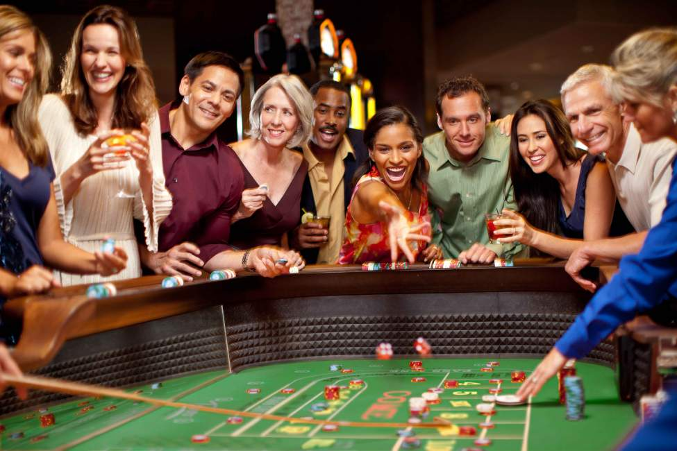 Ideas For Using Gambling To Go Away Your Competition